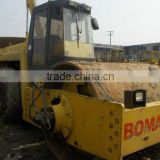 Used Bomag 219D-2 ROAD ROLLER hot sale in China good condition