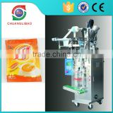 CE Approved VFFS 3/4 side sealing sugar sachet packaging machine