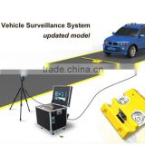 Under Vehicle inspection system Car video Surveillance System with LPR XJCTB2008A