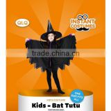 Hot sales cheap children Carnival party costume wholesale silver Witch halloween costumes for Kids