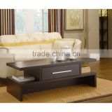 2015 hot sale modern coffee table with low price/ mdf coffee table/liwing room furniture