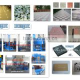 KB-125E/400 Ceramic floor tile making machine                                                                         Quality Choice
