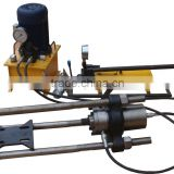 portable track pin press for track chains from pitch 175mm-260mm