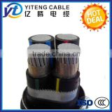 YJHLV22 Aluminum Alloy Conductor,XLPE Insulated Steel Tape Armoured PVC Sheathed Aluminum Alloy Power Cable