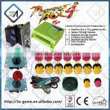 Wholesale Accessories of Pandora's Box 4 Wireless Arcade Joystick Game Machine Coin Pusher Hot Sale