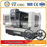 Top Quality alloy wheel cnc lathe for sale