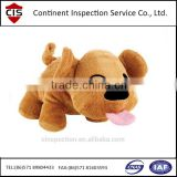 Plush Toy / Stuffed toy / quality inspection service in China / third party inspection / QC service