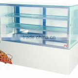 cake display counter,baker showcase fridge,commercial refrigerator equipment                                                                         Quality Choice