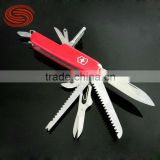 Wholesale Multifunctional Tools Portable Multi Stainless Steel Combination Tools Multifunctional Knife Free Shipping