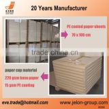 100% virgin wood pulp pe coated paper for paper cup with competitive price