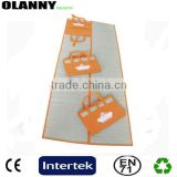 outdoor sport professional in bulk manufacturer good quality orange rolling beach mat beach mat