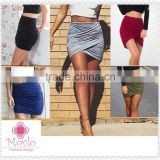 Amazon mini sexy fashion package hip lady pencil skirt                                                                         Quality Choice