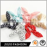 The highest quality headband best price elastic bow design kids hair accessories set wholesale                                                                                                         Supplier's Choice