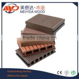 tongue and groove composite decking Antiseptic wpc decking floor waterproof outdoor portable decking