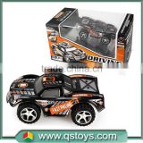 Shantou chenghai hot sell rc toys 2.4G battery operated remote control car