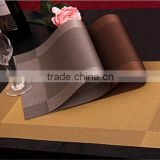 Mat For Kitchen Cushion Pad pvc Heat Pad Waterproof Dining Table Mats Coffee Dish Plate holder Bar