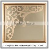 High-end customised rust-proof aluminum board Interior suspended ceiling tiles decorative