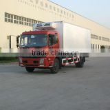 4-8m Dongfeng refrigerated truck/refrigerated truck/cooling van truck/cold food truck/mobile food truck