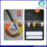 4 Color CMYK printing Hico magnetic stripe PVC Card                                                                         Quality Choice