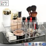 Acrylic Cosmetic Stand,Clear Acrylic Cosmetic Organizer Display Stand