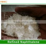 industrial grade/crude naphthalene/refined naphthalene used in dye intermediates camphor ball,leather