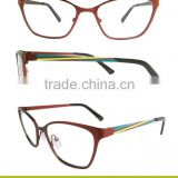 2016 Handmade Fashion metal optical frames eye glasses spectacles (94-A)