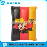 outdoor hiking camping seat pad inflatable pillow cushion/ memory foam back support cushion