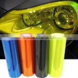 Car Light Cover / Auto Vehicle Shade / auto Headlight PVC Foil Film Cover