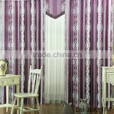 2017 100% polyster church windows curtains indian fabric wholesale