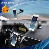 Wholesale China manufacturer 3 In 1 / Air vent /Dashboard / Windshield Universla Magnet Car Phone Holder