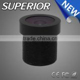 Projector lens Focal length 3.3mm Camera lens for secure eye cctv cameras F2.6 Fixed iris Board Lens for micro camera