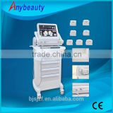Painless HIFU-C Multifunctional 7 Cartridge Hifu Machine / 300W Hifu Face Lift / Hifu Body Slimming 2000 Shots