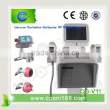 CG-V11 cellulite removal machine / vela shape 3 / body cavitation treatment