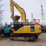 Original japan Used KOMATSU PC200-7 Crawler Excavator