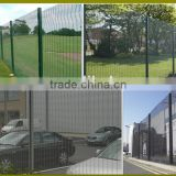 Temporary fence/outdoor retractable fence/movable fence/temporary picket fence for crowd control