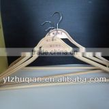 Top grade coat bamboo hanger
