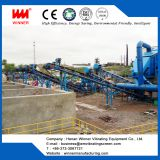 Environmental protection construction waste disposal and sorting system for sale