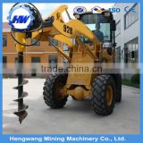 Low Price Tractor Mounted Hydraulic Post Hole Digger