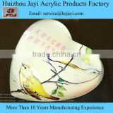 Hot sale wholesale acrylic cheap wedding souvenir gift/anniversary memento gifts