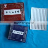 hwato brand disposable sterile acupuncture needle metal coiled handle wire handle factory price