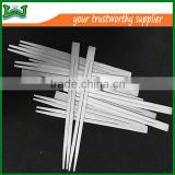 thick disposable bamboo chopsticks with paper sleeve 4.8mm