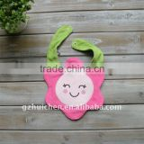 baby waterproof bib cute shped bibs