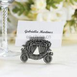 Fairy Tales Carriage Place Card Holder