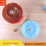 TXA-18 PLASTIC SQUARE BIG SIZE PLASTIC FRUIT BASKET