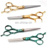 Professional Salon Barber Hair Cutting Thinning Scissors Shears Hairdressing Set
