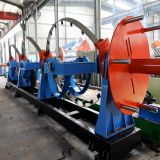 PN630 bow type stranding machine/skip strander