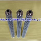 Pleated Metal Filter Cartridge
