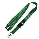 Factory Price Personalized Custom Logo Nylon Neck Strap Lanyards With Safty Buckle