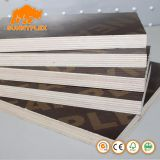 melamine glue brown color shuttering film faced plywood for construction