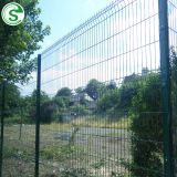 Fully customisable wire welded mesh fencing panels ideal for a variety of applications